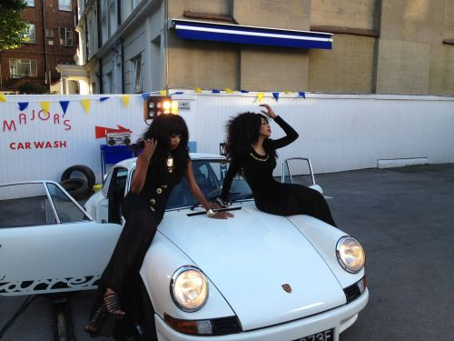 Porsche 1968 912 Rs Used In Music Video Shoot