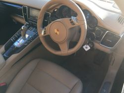Panamera 4 - Test drive after service Gallery