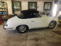 Porschemode 356 Project Gallery
