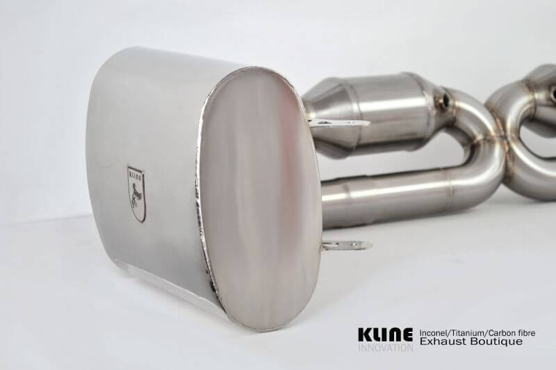 Kline Innovation Exhausts for Porsche